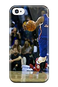 Hu Xiao Excellent Design Los Angeles Clippers Basketball Nba cell phone case cover For u9junpSQ9I0 Iphone 4/4s Premium Tpu case cover