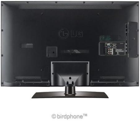 LG 32LV3550 - Televisor de alta definición (retroiluminación LED, 81,2 cm (32), full HD, 50 Hz MCI, DVB-T, C y ,CI+), color negro: Amazon.es: Electrónica