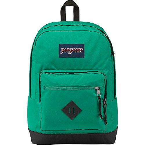 Jansport Green - JanSport City Scout Backpack - Varsity Green