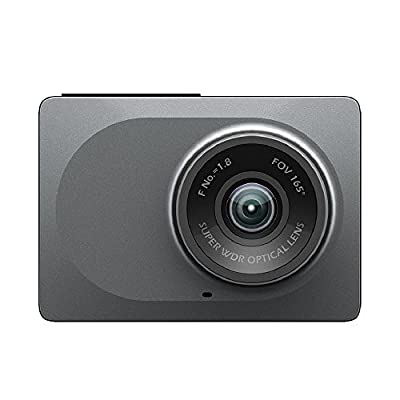 SpyGear-YI Smart Dash Camera Car DVR Night Vision HD 1080P - YI