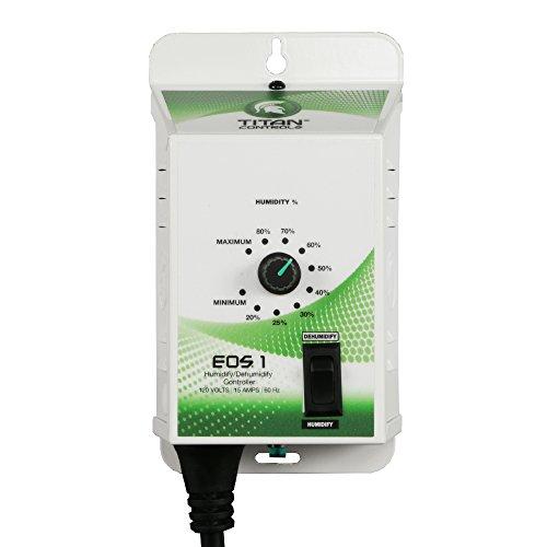 - Titan Controls Humidity Controller, 120V - Eos 1
