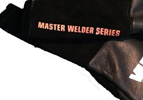 Vulcan Defender Professional MIG Welding Gloves Master Welder Series
