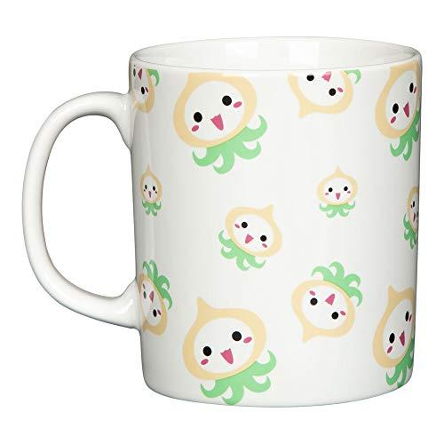 JINX Overwatch Pachimari Ceramic Mug, White, 11 ounces
