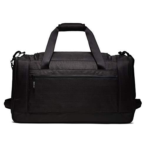 NIKE Departure Golf Duffel Bag, Black (Nike Golf Accessory Bag)
