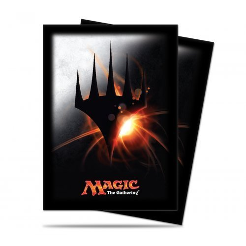 Magic: the Gathering - MTG Magic Origins Planeswalker Emblem Logo Card Sleeves (80 Count) Deck Protectors by Ultra Pro