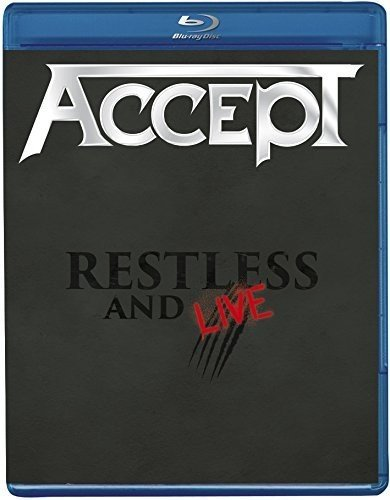 Blu-ray : ACCEPT - Restless & Live (United Kingdom - Import)