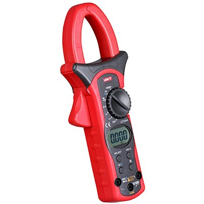 UNI-T 1000A Digital Clamp Meters UT205A 40mm Jaw 500MCM Duty Cycle 0.1%~99.9% AC Current (A) AC Voltage (V) DC Voltage (V) Resistance (Ω) Frequency (Hz) by UNI-T