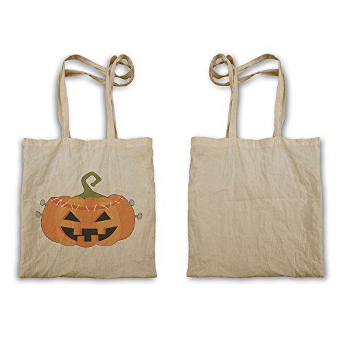Beängstigend Halloween Kürbis Tragetasche q193r