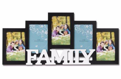 3D Fmaily Photo Frames