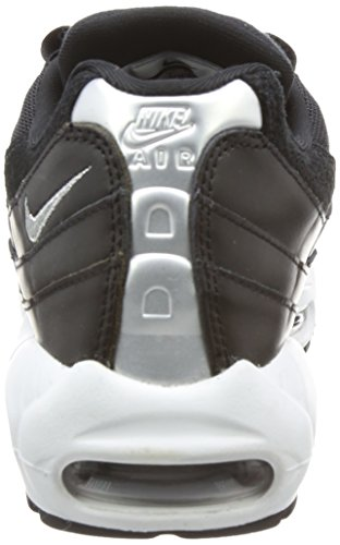 PRM White black Black Chrome Nike Air hombre Max Trainers negro para off 95 C7FaqxFt