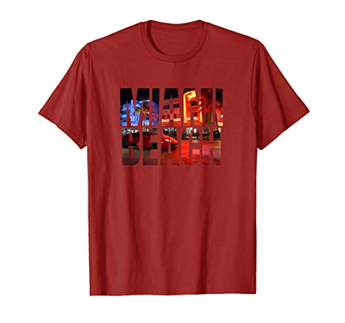 South Beach x Miami, Florida T-Shirt (Sobe Tshirt)