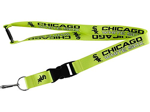 - aminco MLB Chicago White Sox Neon Lanyard