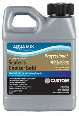 (Aqua Mix Sealers Choice Gold - Quart by Aqua Mix )