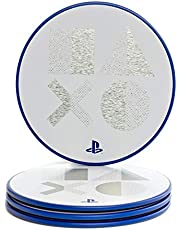 Playstation Metal Coasters PS5 - Officially Licensed Merchandise