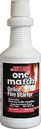 One Match  Gel Fire Starter, 32 fl. oz.
