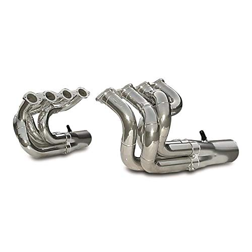 Dynatech Big Block Fits Chevy Strut Dragster Headers, 2.25-2.375''