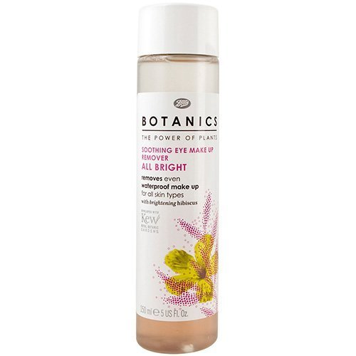 Boots Botanics All Bright Soothing Eye Make-up Remover 5 oz. (5 Oz Makeup Remover)