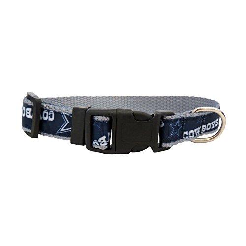 nfl-dallas-cowboys-team-pet-ribbon-collar-large