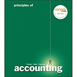 VangoNotes for Principles of Accounting, 1/e
