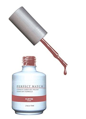 LeChat Perfect Match UV Gel + Nail Polish - PMS09 Flirtini 0