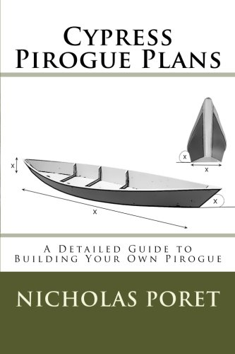 Cypress Pirogue Plans: A Detailed Guide to Building Your Own Pirogue