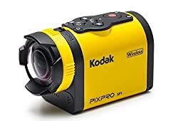 Image of the product Kodak PIXPRO SP1 Action that is listed on the catalogue brand of KODAK. It is scored with a 4.5 over 5.