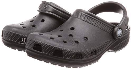 Pictures of Crocs Men's Classic Comfort Clog Black 11 M US 8 M US 3