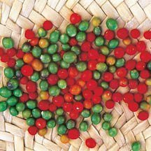 David's Garden Seeds Pepper Chili Chiltepin 30A24P (Multi) 25 Open Pollinated Seeds