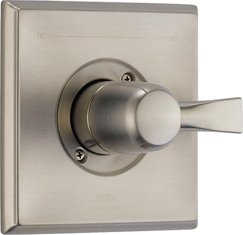 Delta Faucet T14051-SP Dryden Monitor 14 Series Valve Only Trim, SpotShield -