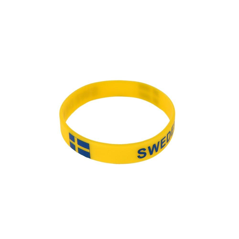 Allbesta 2018 Flag Silicone Bracelet World Cup Wristbands Soccer Bracelets - 21 Nations Available