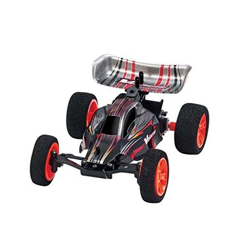Binmer(TM) ZG9115 1:32 Mini 2.4G 4WD High Speed 20KM/h Drift Toy Remote Control RC Car Toys (Black)