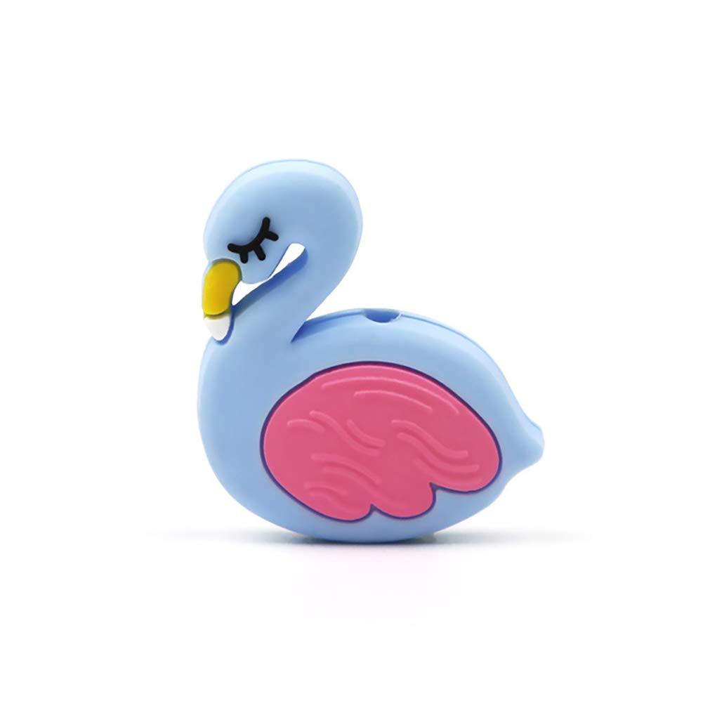 1 juguete de silicona para dentición de bebé, diseño de ...