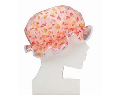 Cupcake Shower Cap by ORE - Inc Ore Originals