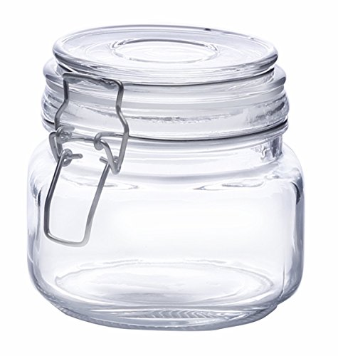 Kinetic 56006 GoGreen Canning Jar, 18 oz, Glass