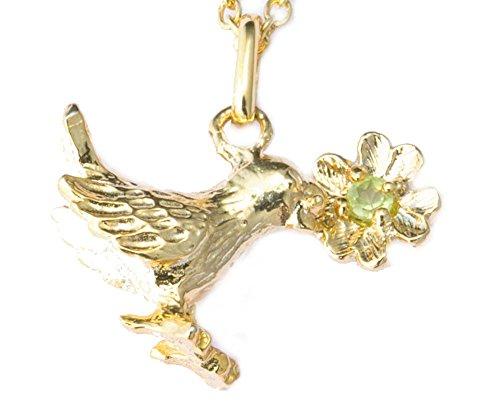 [Made in Japan] Necklace L'oiseau blue