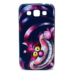 GX Teléfono Móvil Samsung - Cobertor Posterior - Gráfico/Dibujos Animados/Diseño Especial - para Samsung Galaxy I8552 Win ( Multi-color , Plástico )