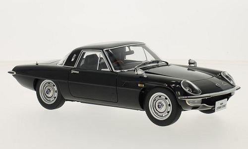 Mazda Cosmo Sport, schwarz, 1967, Modellauto, Fertigmodell, AUTOart 1:18