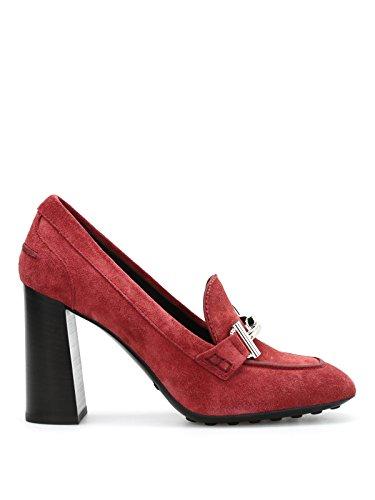 Gamuza Mujer Tod's Rojo Altos Zapatos Xxw0zl0q950lcar004 4Z8Pqn7