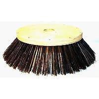 Tennant 18 # 51542 Flat Wire Side Broom Wood Block Industrial Floor Sweeper 800
