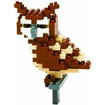 Nanoblock Great Horned Owl