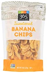 365 Everyday Value, Sweetened Banana Chi...