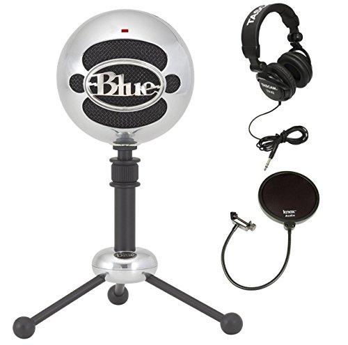 blue snowball usb microphone - 9