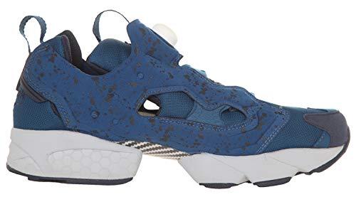 Blue Instapump Reebok Fury Man SP Sneakers tpdwdqC