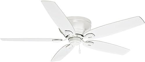Casablanca Durant Indoor Low Profile Ceiling Fan