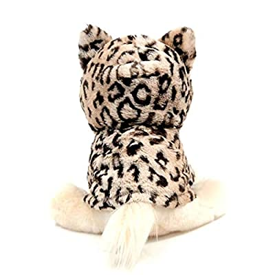 """GUND World's Cutest Dog Boo Leopard Outfit Plush Stuffed Animal 9"""": Toys & Games"""
