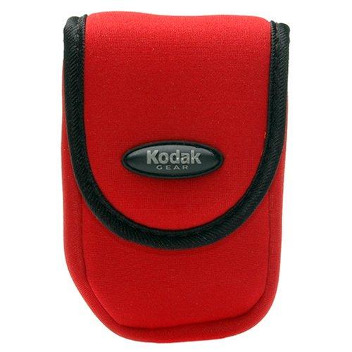Kodak Gear Neoprene Soft Compact Digital Point & Shoot Red C