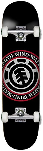 Seal Element (Element Seal Skateboard Complete,Assorted,31.25
