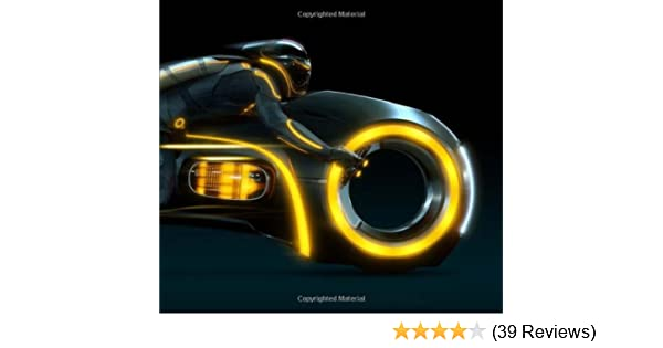 The Art of Tron: Legacy: Justin Springer, Joseph Kosinski