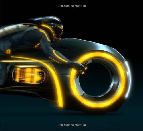 The Art of Tron: Legacy by Disney Press (Image #1)