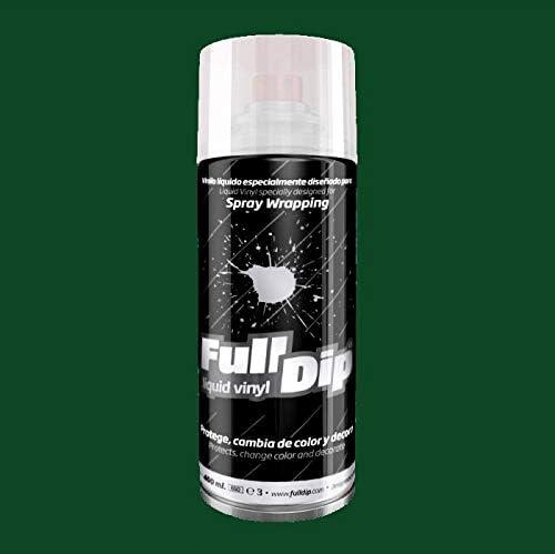 Full Dip Pintura extraibile Spray 400ml Verde Militar 2.0: Amazon ...